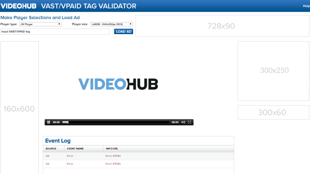 VAST_VPAID_Tag_Validator
