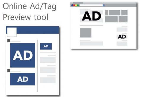 Ad/Tag Preview and Diagnosis tool