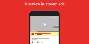 TrueView video discovery Video discovery ads appear alongside other YouTube videos, in YouTube search pages, or on websites on the Google Display Network that match your target audience. You pay only when a viewer chooses to watch your video by clicking on the ad.