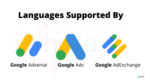 Google_AdSense_AdExchange_AdWords_Languages_Supported