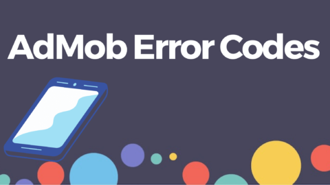 AdMob Error Codes